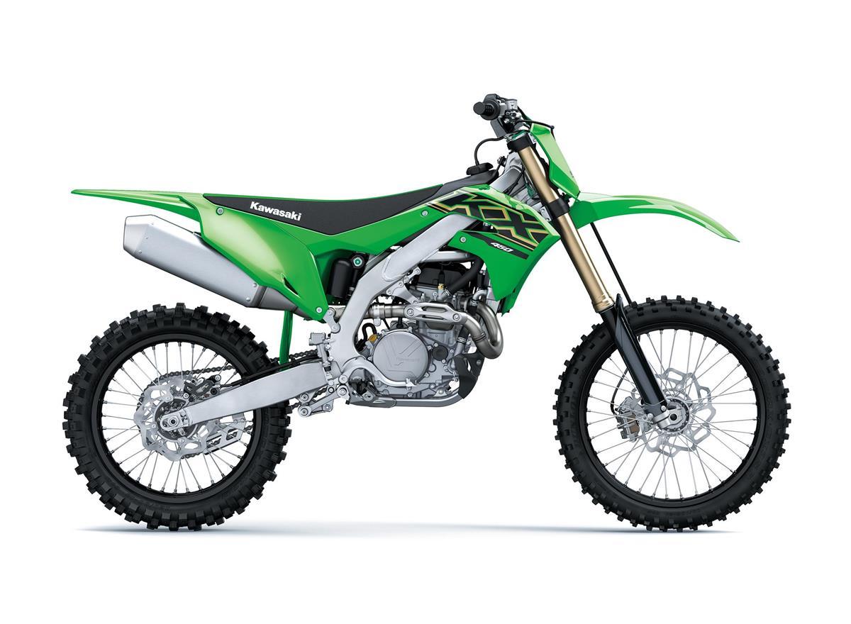 2021 KX450 - Image 1