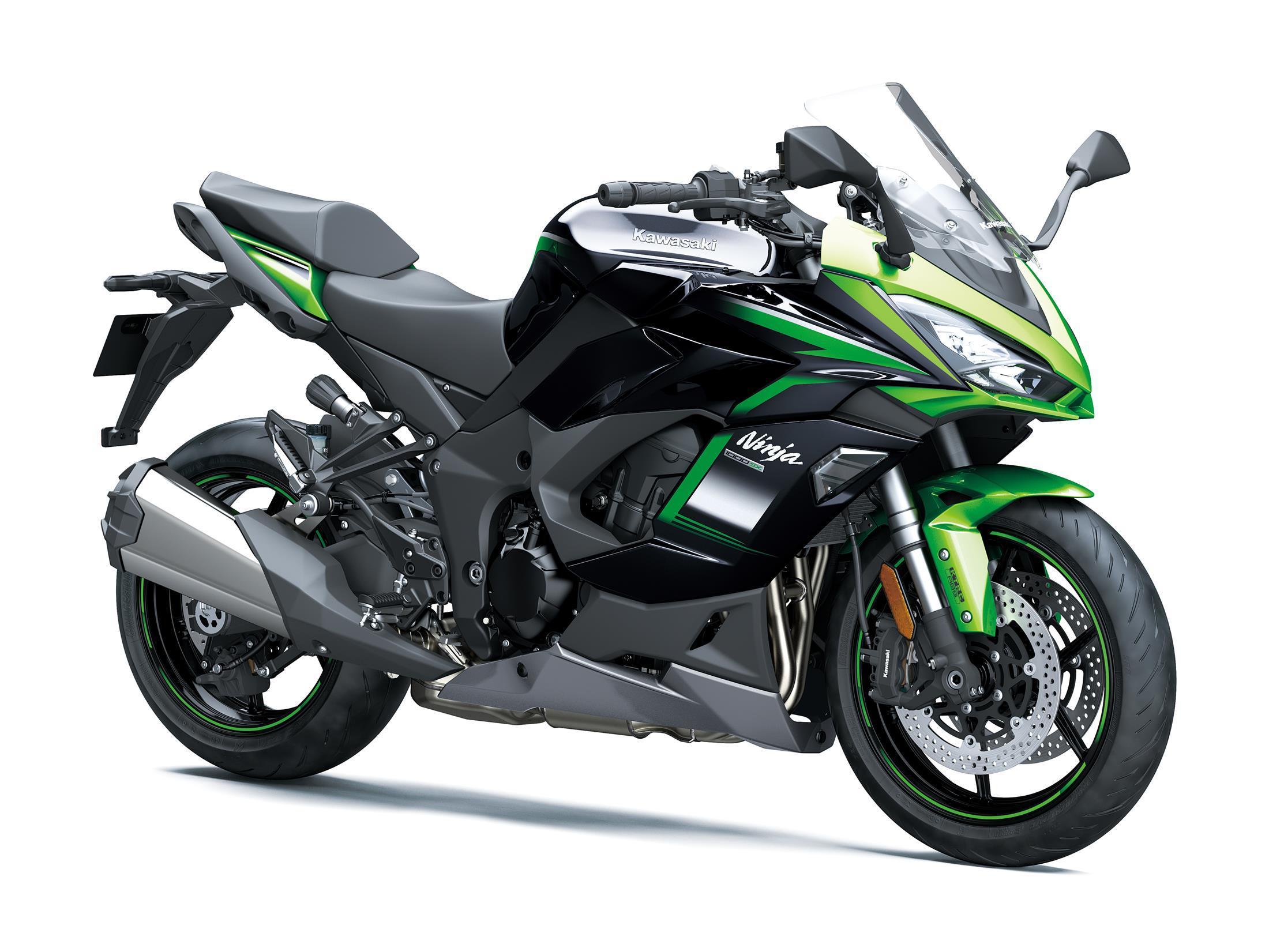 2021 Ninja 1000SX
