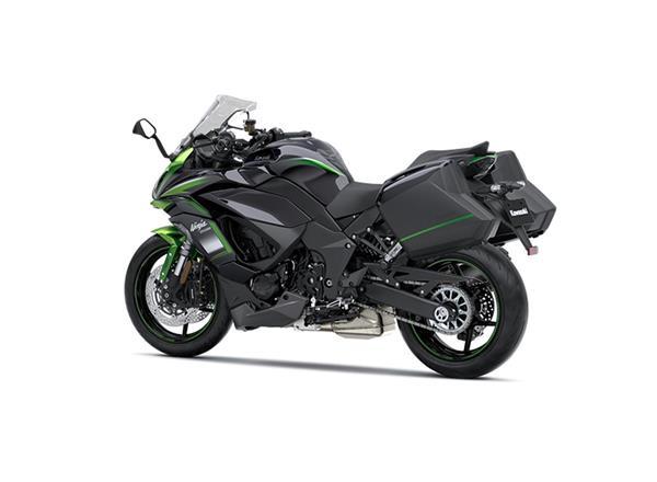2021 Ninja 1000SX Tourer - Image 1