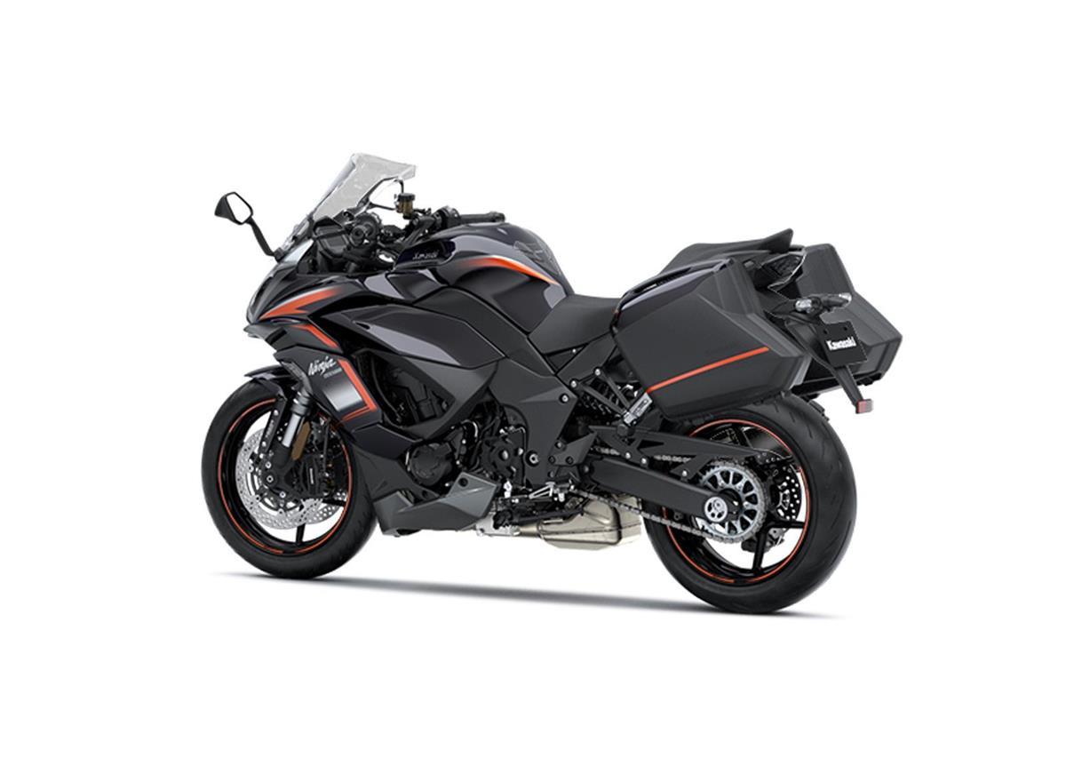 2021 Ninja 1000SX Tourer - Image 3