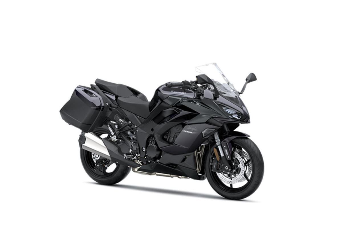 2021 Ninja 1000SX Tourer - Image 5