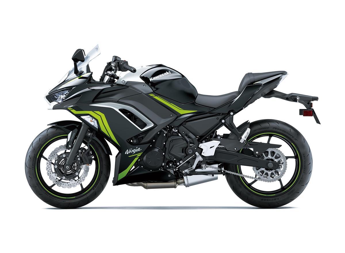2021 Ninja 650 - Image 1