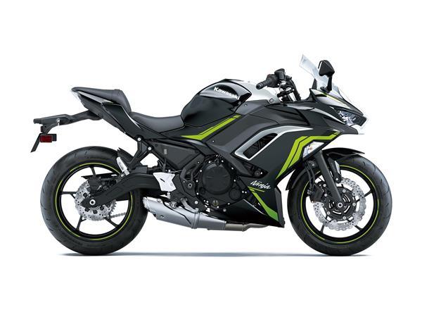 2021 Ninja 650 - Image 3