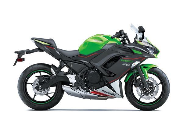 2021 Ninja 650 - Image 5