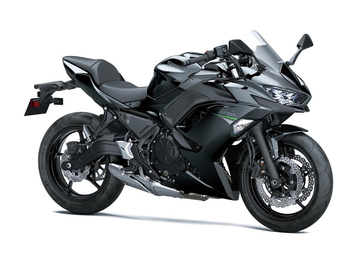 2021 Ninja 650 - Image 7