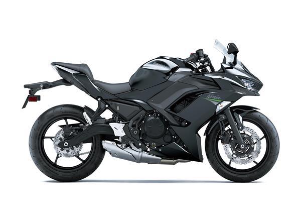 2021 Ninja 650 - Image 8
