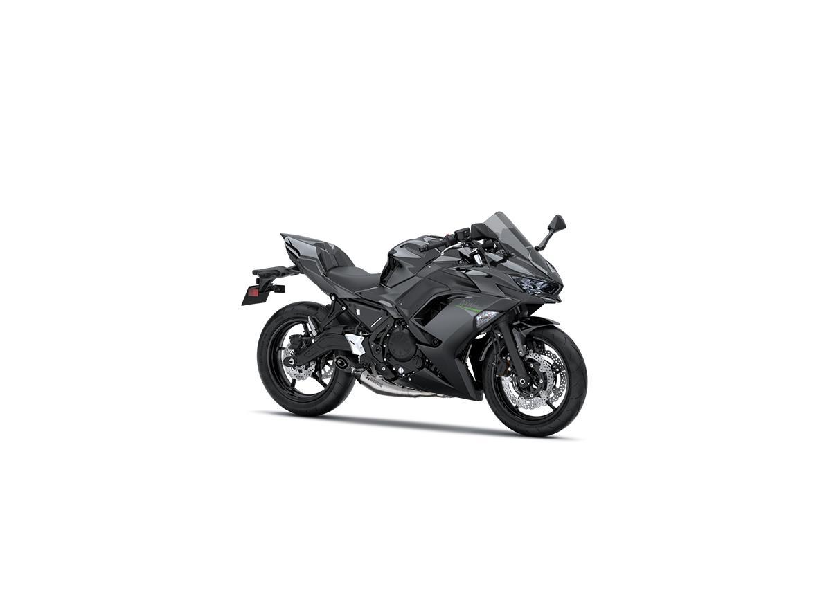 2021 Ninja 650 Performance - Image 1