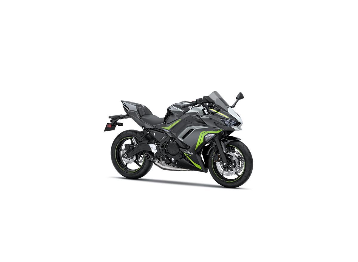 2021 Ninja 650 Performance - Image 3