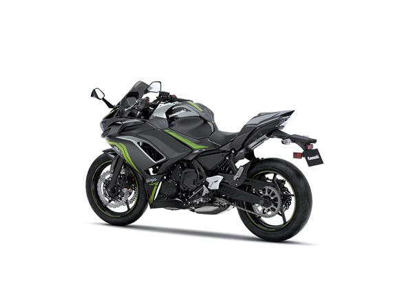 2021 Ninja 650 Performance - Image 4