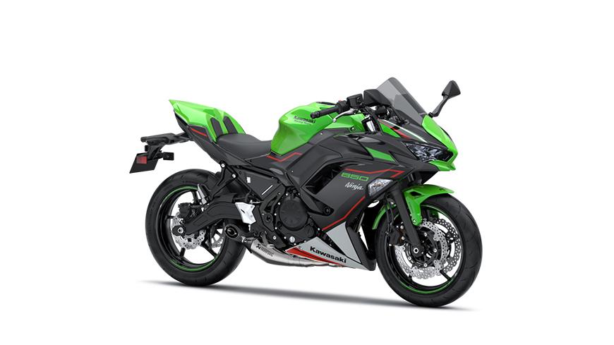 2021 Ninja 650 Performance