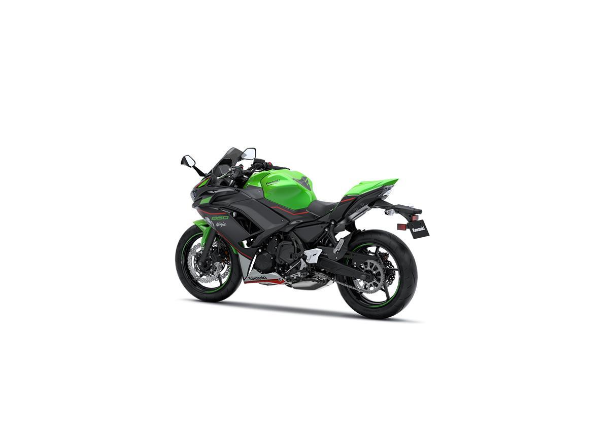 2021 Ninja 650 Performance - Image 5