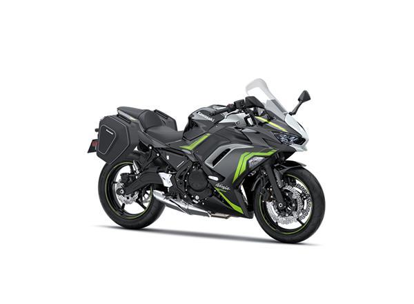 2021 Ninja 650 Tourer - Image 3