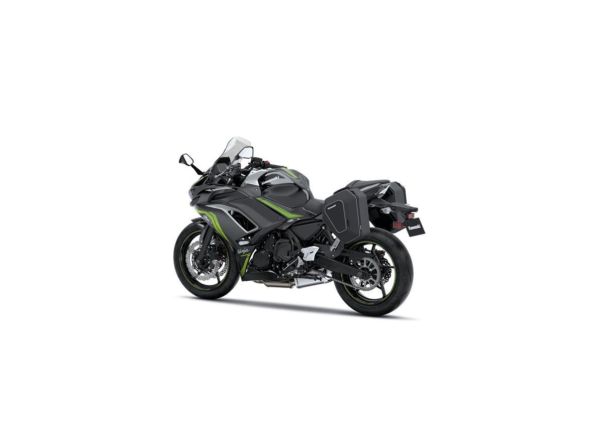2021 Ninja 650 Tourer - Image 4