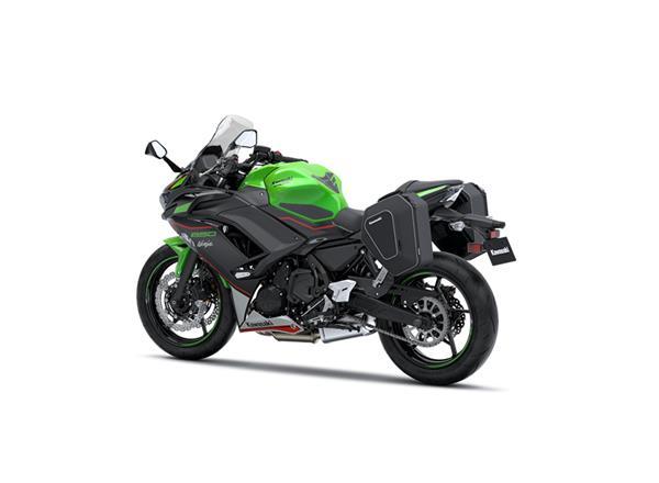 2021 Ninja 650 Tourer - Image 5