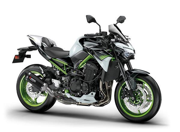 2021 Z900 Performance