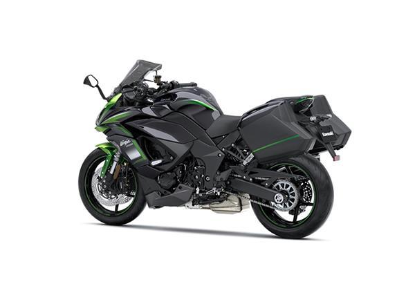 2021 Ninja 1000SX  Performance Tourer - Image 2