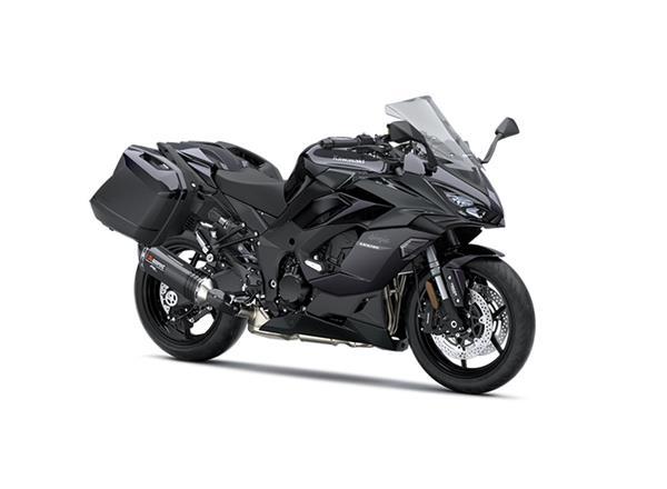 2021 Ninja 1000SX  Performance Tourer - Image 3