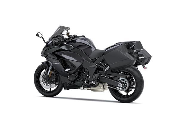 2021 Ninja 1000SX  Performance Tourer - Image 4
