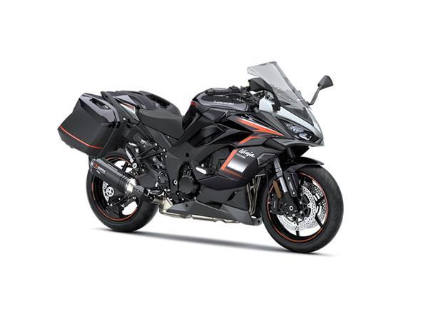 2021 Ninja 1000SX  Performance Tourer - Image 5