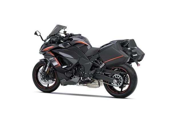 2021 Ninja 1000SX  Performance Tourer - Image 1