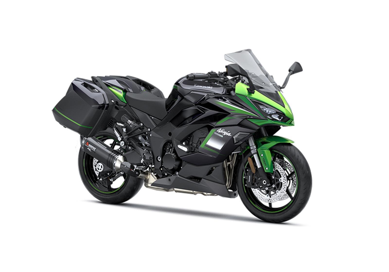 2021 Ninja 1000SX  Performance Tourer