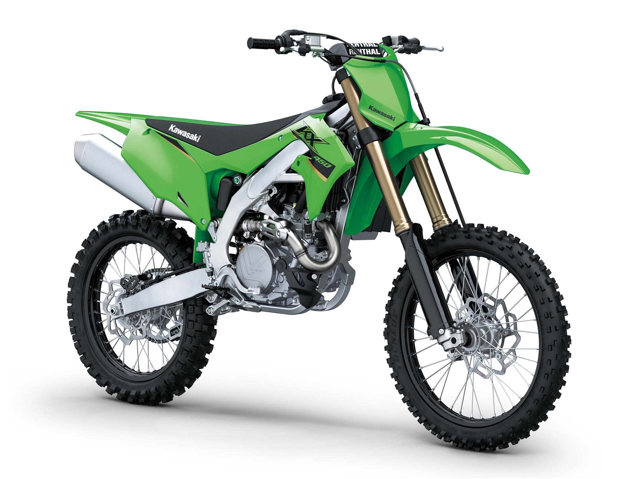 2022 KX450