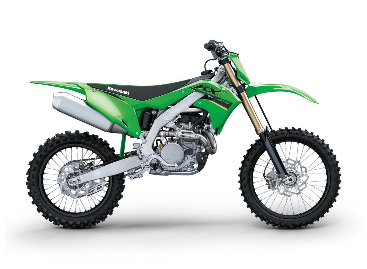 2022 KX450 - Image 1