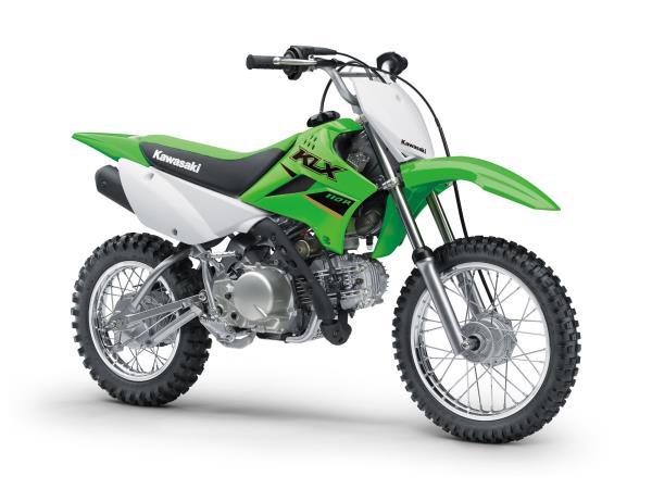 2022 KLX110