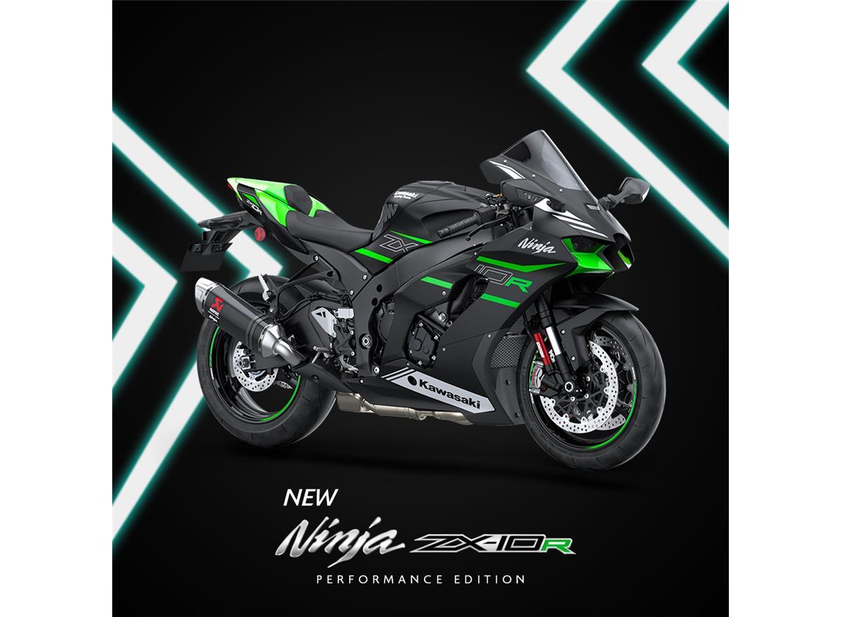 2021 Ninja ZX-10R Performance Edition - Image 4