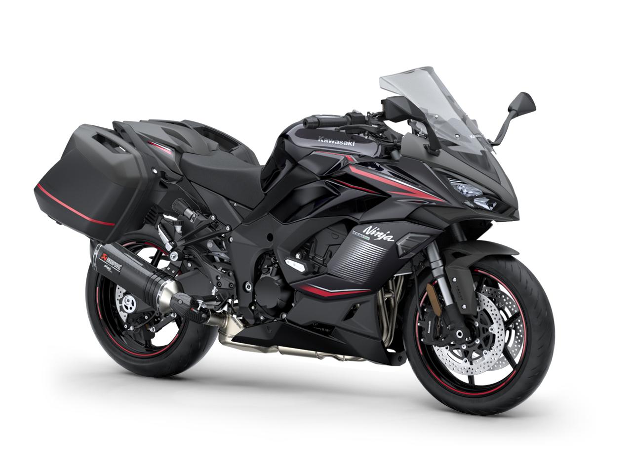 2022 Ninja 1000SX  Performance Tourer