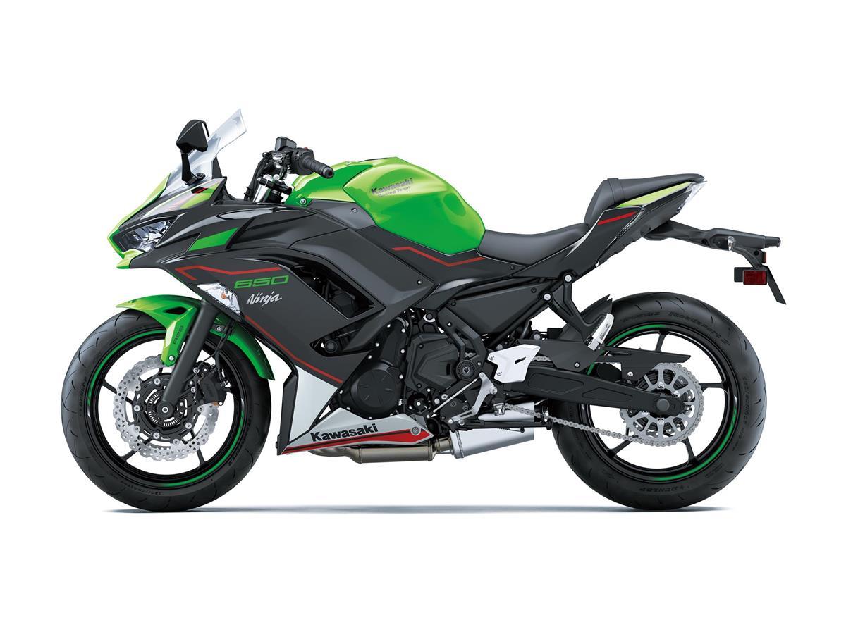 2022 Ninja 650 - Image 3