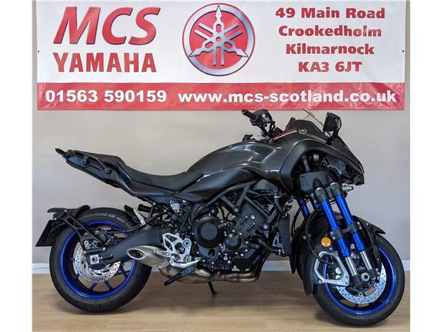 2018 Yamaha Niken 847