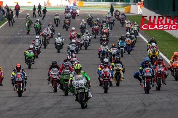 Race Report - Donington Park Circuit